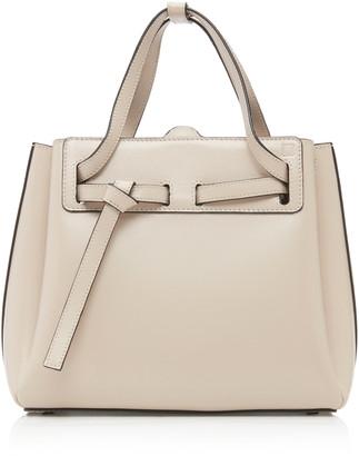 Loewe Lazo Mini Leather Bag
