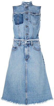 Nobody Denim Vita denim dress