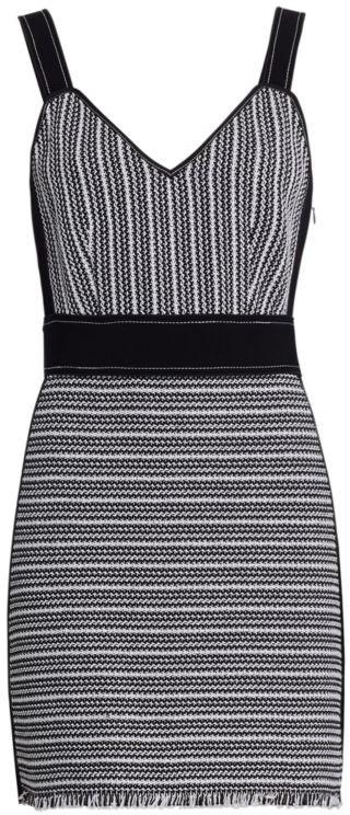 Derek Lam 10 Crosby Cami Striped Mini Dress