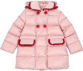 Gucci Frilled puffa jacket 6-36 months