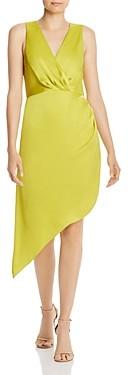 Ramy Brook Alanna Asymmetric Hem Dress