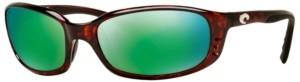 Costa del Mar Polarized Sunglasses, Brine 06S000004 59P