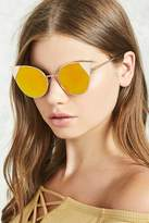 Forever 21 Capped Cateye Sunglasses