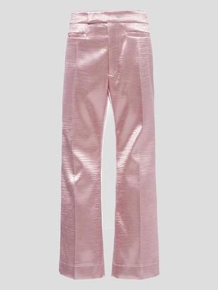 Philosophy di Lorenzo Serafini Satin Suit Pants