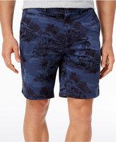 Tommy Hilfiger Men's Island Print Stretch Shorts