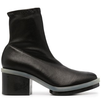 Clergerie Emya chunky heel ankle boots