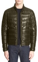 Moncler Men's 'Acorus' Channel Quilted Down Jacket
