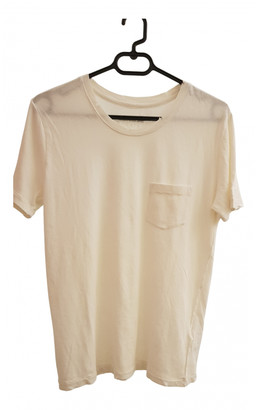 Zadig & Voltaire White Cotton T-shirts