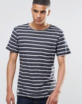 NATIVE YOUTH Stripe Pocket T-Shirt