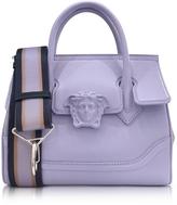 Versace Palazzo Empire Venice Skies Leather Handbag