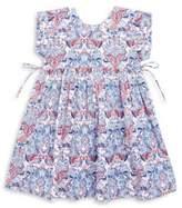 Roberta Roller Rabbit Toddler's, Little Girl's & Girl's Cotton Fleur De Lis Print Dress