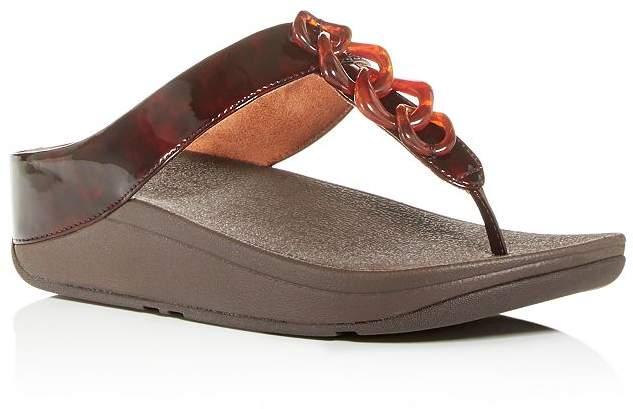 Thong Sandals Women's Embellished Platform Fino m0wnN8