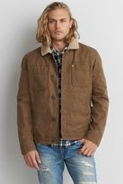 American Eagle Outfitters AE Faux Sherpa Lined Trucker