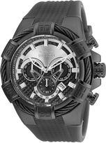 Invicta Bolt Mens Gray Strap Watch-24701