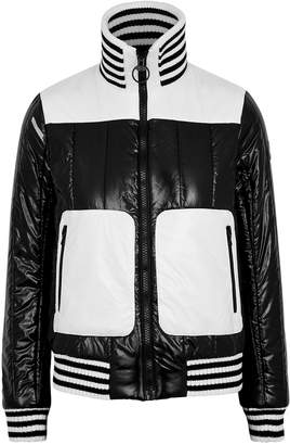 Colmar Monochrome Quilted Shell Jacket