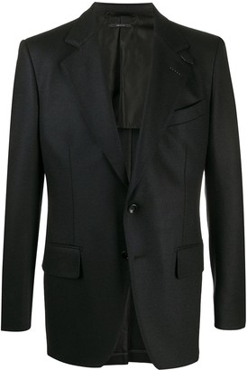 Tom Ford Classic Collared Blazer