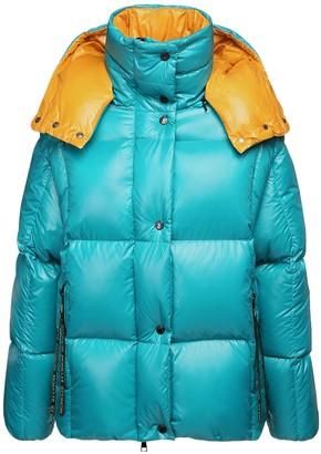 Moncler Parana Nylon Laque Down Jacket