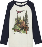 Stella McCartney Buck cotton T-shirt 4-16 years