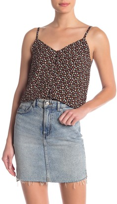 Madewell Printed Button Down Camisole (Regular & Plus Size)