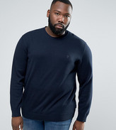French Connection Plus Crew Neck Knitted Jumper