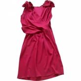 Prada Red Wool Dress