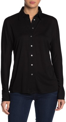 Dress Forum Soft Button Front Shirt