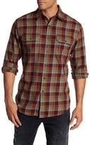 Pendleton Bridger Twill Plaid Regular Fit Shirt