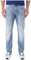 G Star G-Star 3301 Straight Fit Jeans in Aiden Stretch Denim Light Aged