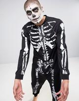 Asos Loungewear Skeleton Onesie