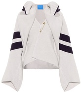 Undercover Striped wool cardigan