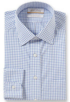 Roundtree & Yorke Gold Label Non-Iron Gingham Dress Shirt