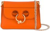 J.W.Anderson Mini Orange Pierce messenger bag