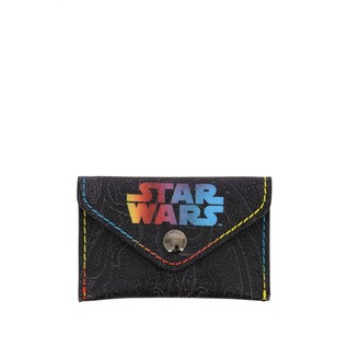 Etro Wallet X Star Wars Credit Card Holder With Paisley Print