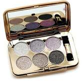Ucanbe 6 Color Diamon Flash Shimmer Glittering Eyeshadow Palette Dramatic Eye Makeup Kit,No.1 by Ucanbe