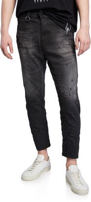 Diesel Men's Earby Distressed JoggJeans