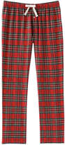 Joe Fresh Men's All Over Print Sleep Pant, Carmine Red (Size M)