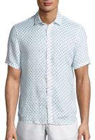 Michael Kors Mason Slim-Fit Shirt