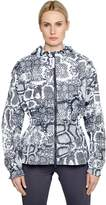 adidas by Stella McCartney Running Excl Snakeskin Printed Jacket