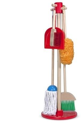 Melissa & Doug Let's Play House! - Dust, Sweep & Mop