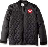 True Religion Big Boys' Quilted Jacket