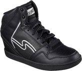 Skechers Women's OG 80 Swag High Top Wedge Sneaker Size 8.5 M