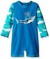 Hatley Baby Boys' Swim Shirt