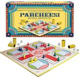 University Games Parcheesi Royal Edition by