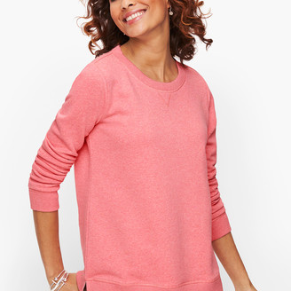 Talbots Heathered Sweatshirt