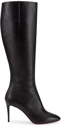 Christian Louboutin Eloise Tall Leather Boots