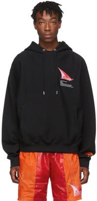 Heron Preston SSENSE Exclusive Black JUMP Hoodie