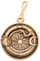 Alex and Ani Ouroboros Necklace Charm