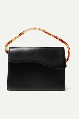 NATURAE SACRA Aiges Leather And Resin Tote - Black