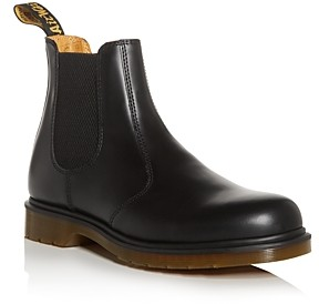 Dr. Martens Men's 2976 Smooth Leather Chelsea Boots