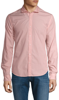 Scotch & Soda Long Sleeve Fresh Summer Sportshirt